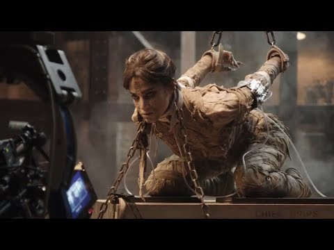 The Mummy (2017) - Behind the Scenes