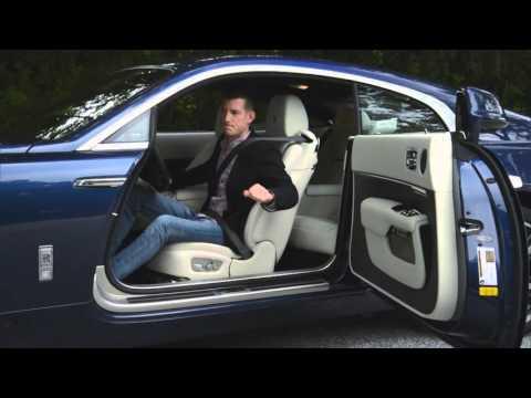 MotorWeek | Road Test: 2015 Rolls Royce Wraith