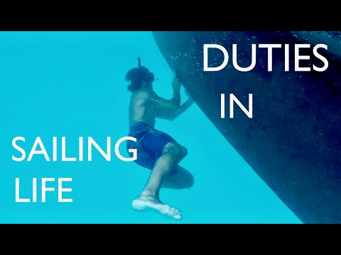 What are OUR DUTIES in SAILING LIFE ? SUMATRA | 22 South | Ep.72