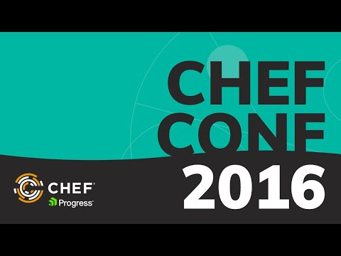 Introducing Chef to an Enterprise and Creating Awesome Chefs - July 13, 2016
