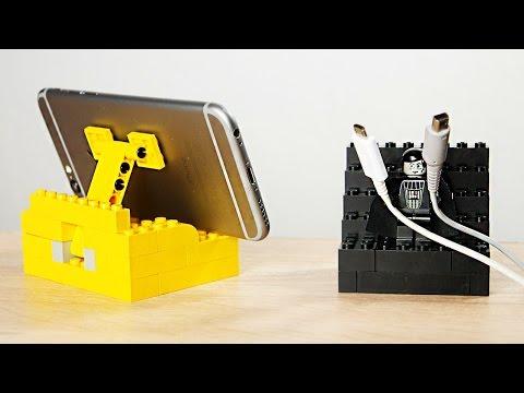 5 Coole Dinge die man aus LEGO bauen kann