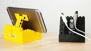 5 Coole Dinge die man aus LEGO bauen kann!