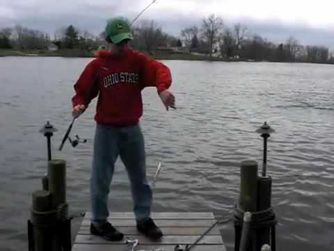 Late fall crappie fishing youtube for Fall crappie fishing