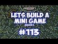 Minecraft Xbox - Lets Build A Mini Game World - 113 - MAZE RUNNER!