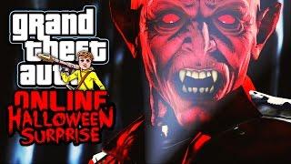 GTA Online - Halloween Surprise: Der Schlitzer kommt!