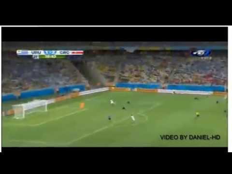 Costa Rica 3 Uruguay 1 Resumen  Mundial Brasil 2014