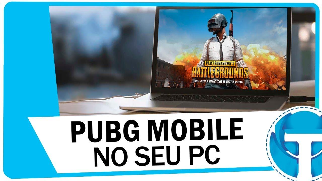 Pubg Hd No Lag: Como Jogar PUBG MOBILE No PC Fraco