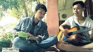 Menunggumu - Peterpan feat Chrisye ( Hari & Aji Cover )