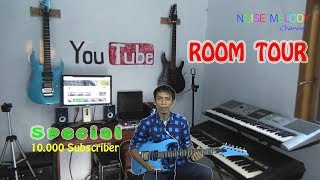 Room Tour Special 10.000 Subscriber!!! 08-06-2018