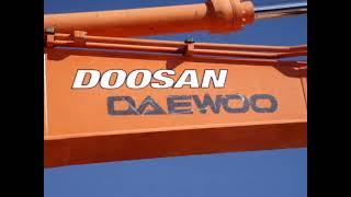 Doosan Daewoo Solar 140 Excavator