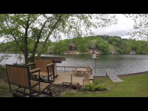 Beautiful Lake Front House for Sale - 54 Dunsford Bella Vista, Arkansas
