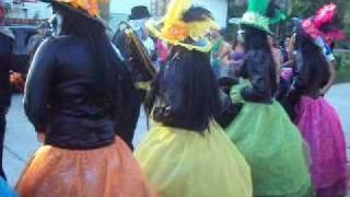 """Xantolo Tantoyuca 2009 Cuadrilla Rastro DIF """"2 de Noviembre"""" 3/3"""