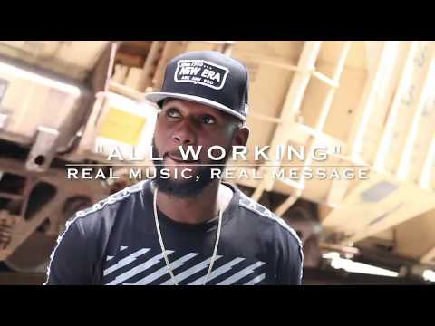 """Christian Rap - Mr.Brother Ambition """"All Working"""" (Tell the World Cover)(@ChristianRapz)"""