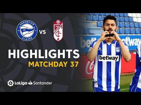 Alaves Granada Goals And Highlights