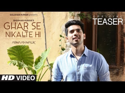 Song Teaser: Ghar Se Nikalte Hi |Amaal Mallik Feat. Armaan Malik | Full Song ► Releasing TOMORROW