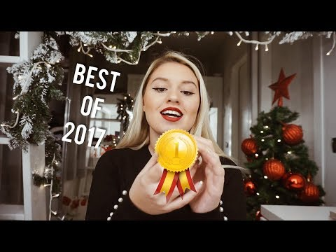 VLOGMAS NO.24 | PRODUKTET E PREFERUARA TE 2017-ES | FAVORITE PRODUCTS OF 2017 | Sara Karaj