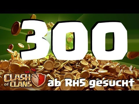 [300] Spezial Video | 2 Millionen | ab Rh5 gesucht ! COC Deutsch