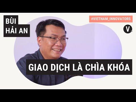 """""""Giao dịch chính là chìa khóa"""" - Bùi Hải An, CCO tại Timo   Vietnam Innovators VN EP14"""