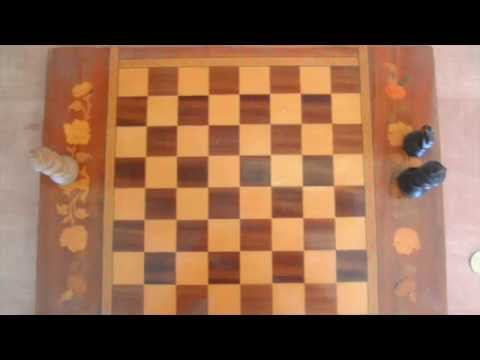 Epic Chess Tale
