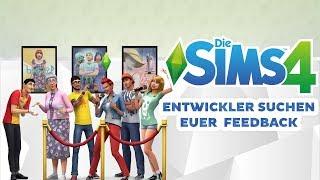 Sims-Entwickler suchen euer Feedback! | Short-News | sims-blog.de