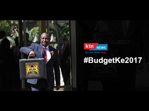 FULL SPEECH: Cabinet Secretary Henry Rotich releases Kenyan Budget 2017/2018