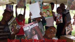 Bibles - Sunday School And Bible School Materials Distributions