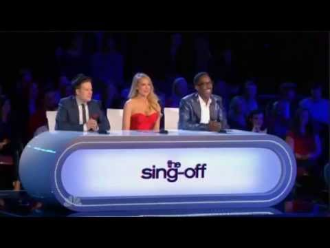 Love Runs Out - The Exchange - The Sing Off Season 5 HD