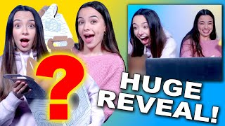 *HUGE REVEAL* & Reacting to an Old UNSEEN Video!
