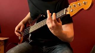 Part IV (The Index Fossil) by Bad Religion (Bass Cover)