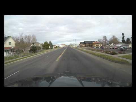 Drive Oregon SR 11 (Weston to Wa State Line)