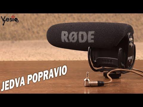 Kako popraviti RODE Pro mikrofon ( polomljen prekidac )