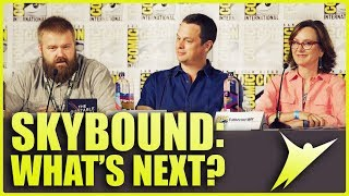 Skybound Entertainment: What's Next?! | SDCC 2018