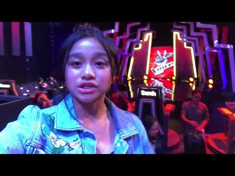 MY PHILIPPINES EXPERIENCE P.2|| MEETING THE VOICE TEENS PH. ARTISTS !!
