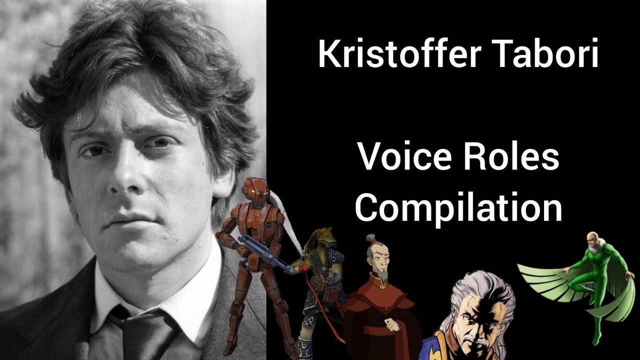 Download Kristoffer Tabori - Voice Roles Compilation