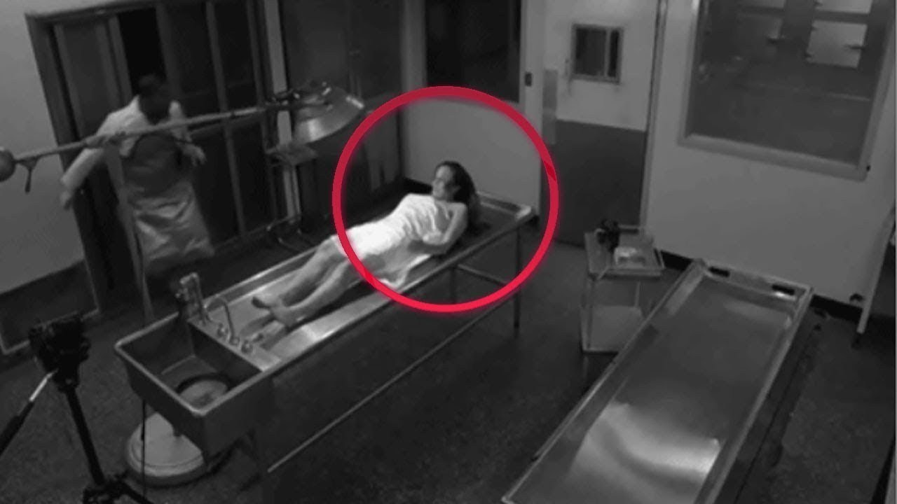 Download 5 Scariest and Creepiest Things Caught In a Morgue