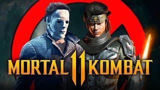 "Mortal Kombat 11 - NEW Kombat Pack 2 ""Leaked Characters"" Discussion! (Rumored KP2 & KP3 DLC Details)"