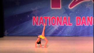 "Vanessa Francis-Jazz Solo-""MOVE"" KAR Dance Comp 2014"