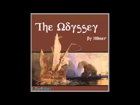 The Odyssey (FULL Audiobook)
