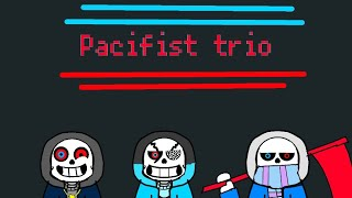 Pacifist Trio Phase 1: Pain an…