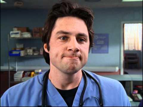 "Scrubs- ""I am lying"""