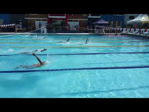 CEDESA - Men 50M Backstroke - Jaime Sanchez