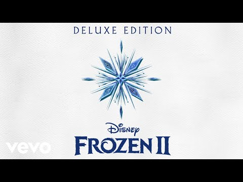 Jonathan Groff – Lost in the Woods (Lyrics) Frozen 2