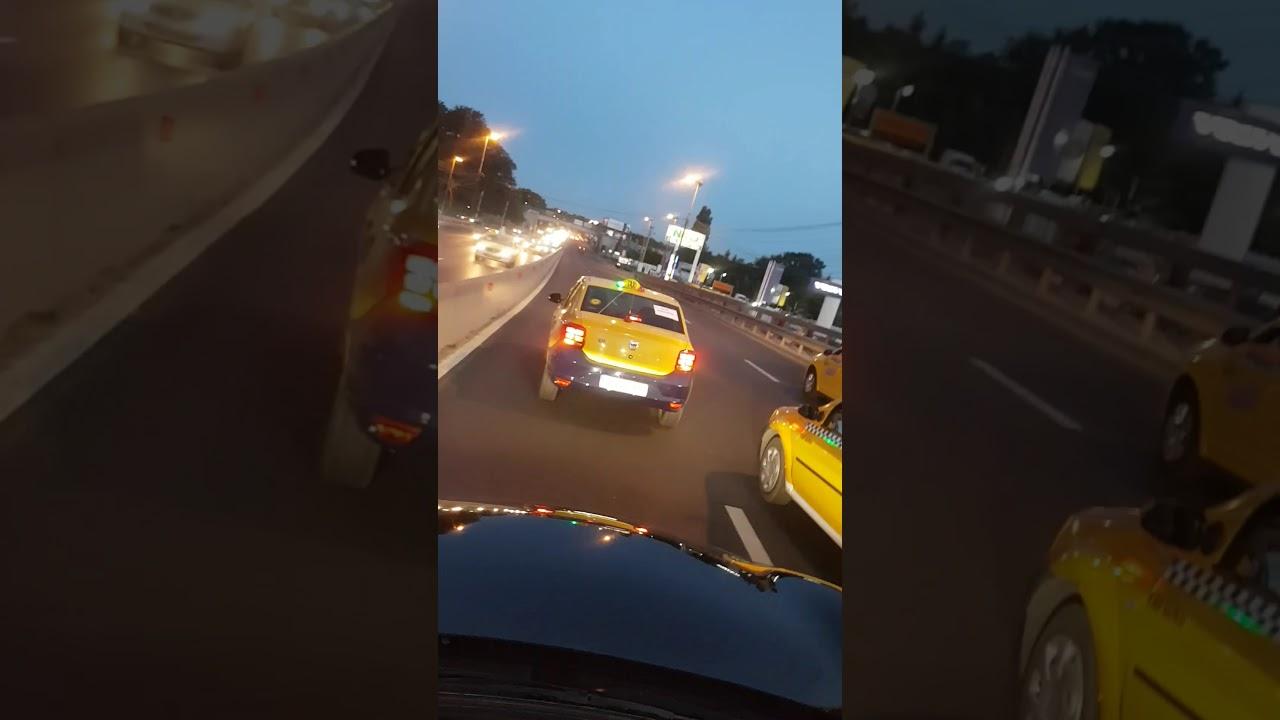 Protest Taximetristi: Protest Taximetristi Din Bucuresti/Ilfov Contra Uber