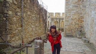 Португалия. Что посмотреть в Лиссабоне? Крепость Святого Георгия