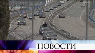 Северокорейский лидер Ким Чен Ын приехал во Владивосток.