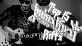 TOP 15 Judas Priest riffs