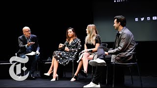 ScreenTimes: Ingrid Goes West Q&A with Aubrey Plaza and Elizabeth Olsen | The New York Times