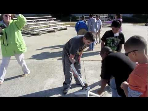 Starbase Robins Rocket Launch