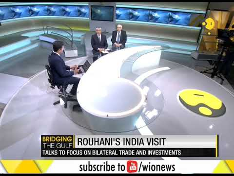 Bridging The Gulf: Iranian President Hassan Rouhani to meet Indian Prime Minister Narendra Modi