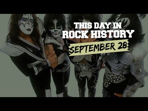 Kiss and Black Sabbath Fall Apart - September 28 in Rock History